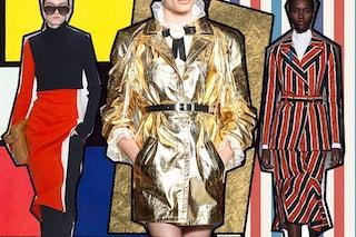 Saldi 2019, colori e fantasie da scegliere: oro, quadretti e fluo sono di moda quest'inverno