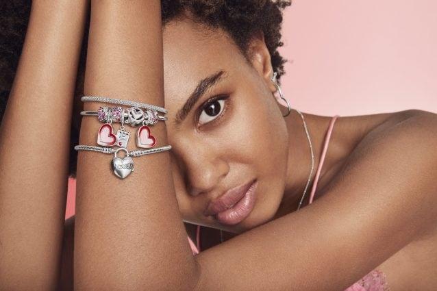 gioielli Pandora San Valentino collezione 2019