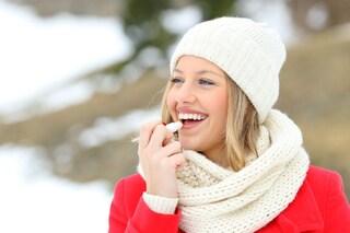 I migliori burrocacao e balsami anti-freddo per proteggere le labbra screpolate