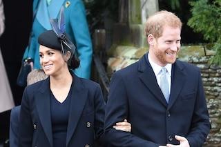 Meghan Markle e il principe Harry separati a San Valentino ma il divorzio non c'entra nulla