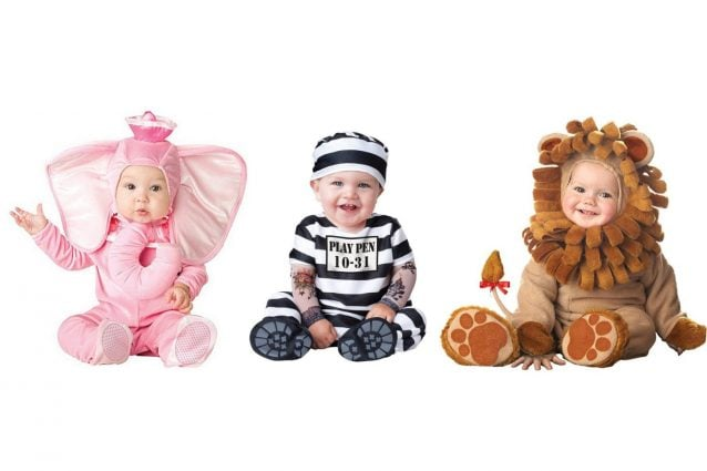 migliori vestiti di carnevale per neonati
