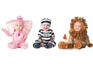 70 costumi di Carnevale per neonati