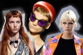 Tagli capelli per il 2019: la tendenza per i capelli è la frangia ma in versione mini