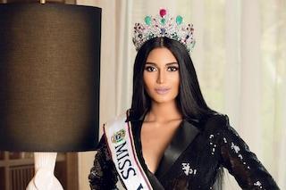 Miss Venezuela prima e dopo la chirurgia: le foto del ritocchino diventano virali