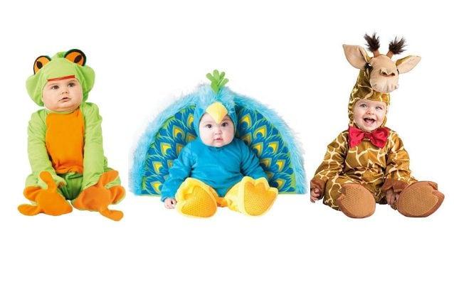 Tra i costumini di Carnevale per neonati ci sono travestimenti super  originali 62b9e3d2f41