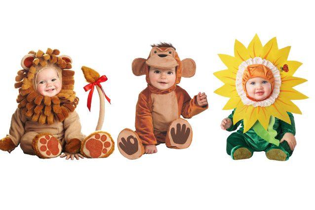 Il tuo bambino adora gli animali  Allora un pagliaccetto a forma del suo  animale preferito sarà il travestimento perfetto per il suo primo Carnevale. a3b62293808