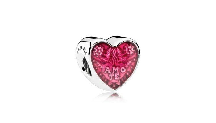 Pandora Charm Cuore d'amore