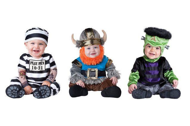 Pagliaccetti di Carnevale divertenti per neonati 203d3ede894