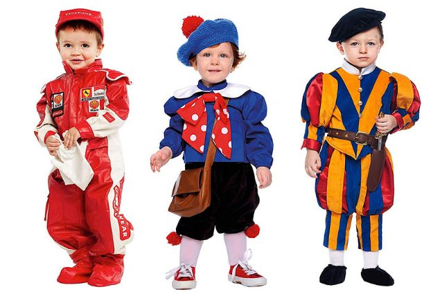 Altri costumini di Carnevale per bambini piccoli 59e2645a047