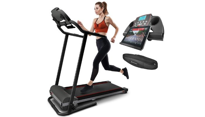 tapis roulant professionale Sportstech F10