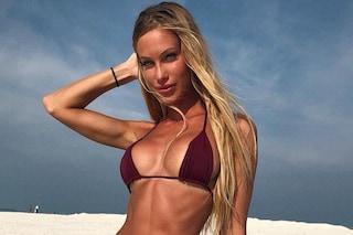 Taylor Mega, chi è la naufraga dallo stile sexy all'Isola dei Famosi