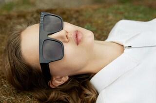 Arrivano gli occhiali biodegradabili: Stella McCartney è sempre più green