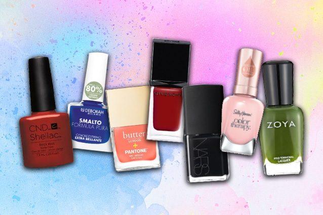 Smalti Per La Primavera 7 Colori Da Provare Per La Tua Manicure