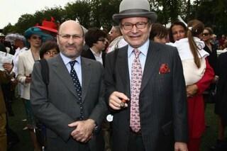 Alain e Gérard Wertheimer, i proprietari di Chanel che avevano scelto Karl Lagerfeld come stilista