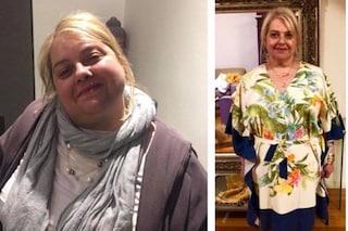 Perde 58 kg dopo uno selfie in intimo che le crea imbarazzo, ecco l'incredibile trasformazione