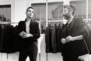 Sanremo 2019: Achille Lauro indosserà smoking e completi di Carlo Pignatelli