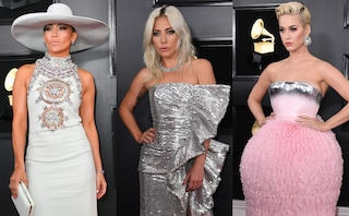 J.Lo con il cappello, Lady Gaga in argento: ai Grammy Awards 2019 dominano i maxi volumi