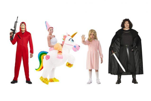 vestiti di carnevale 2019