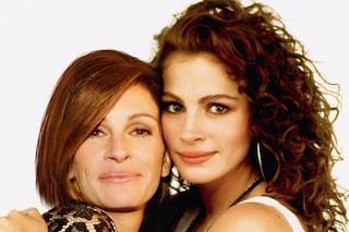 Le star ieri e oggi, da Julia Roberts a Freddie Mercury: i fotomontaggi fanno impazzire il web