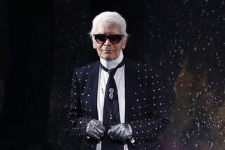 "La moda ricorda Karl Lagerfeld alle sfilate milanesi, dalla Herzigova alla Mastronardi: ""Era geniale"""