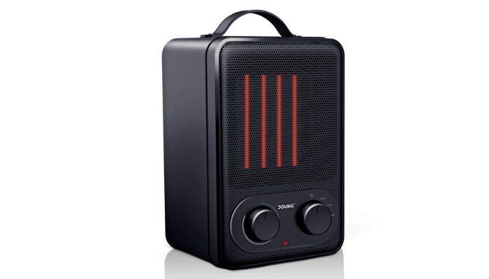mini stufa elettrica portatile Douhe QN03