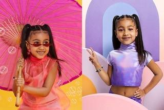 North West modella a 5 anni: la figlia di Kim Kardashian conquista la sua prima copertina