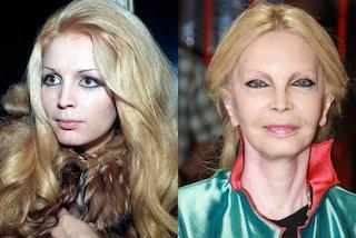 Patty Pravo prima e dopo: la trasformazione della cantante dagli anni '60 a oggi