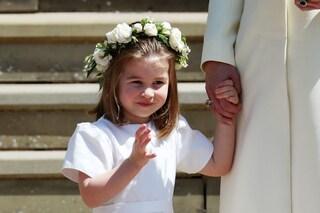 La principessa Charlotte non può indossare pantaloni: è stata mamma Kate a imporlo
