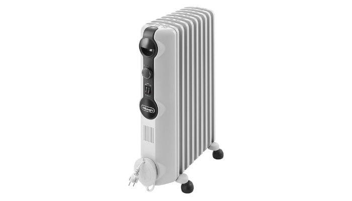 radiatore elettrico a olio De'Longhi