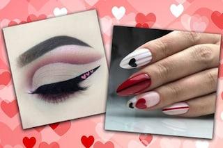 San Valentino 2019, tutte le idee per il make up e la manicure del 14 Febbraio
