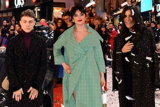 Sanremo 2019, Arisa in verde, Irama con le piume: tutti i look del red carpet