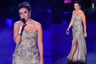 Serena Rossi fa sognare a Sanremo 2019: brilla ed emoziona sul palco dell'Ariston