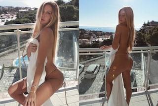 Taylor Mega nuda contro gli haters: l'accusano di essere photoshoppata, si ribella con le foto sexy