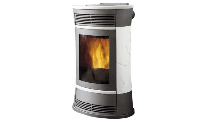 termostufa a pellet Edilkamin Bijoux