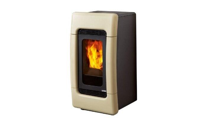 termostufa a pellet Edilkamin Meg