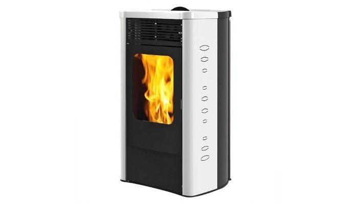 termostufa a pellet Italiana Camini Dida Idro