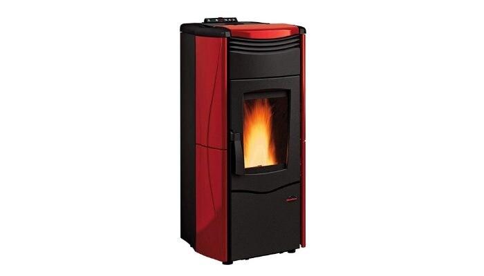 termostufa a pellet La Nordica Extraflame Melinda Idro