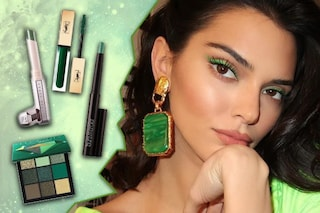 Total green: il make up di tendenza per il 2019 è verde!