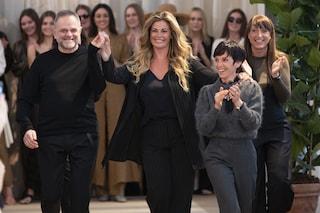 Vanessa Incontrada ritorna in passerella: è ancora una volta stilista per Elena Mirò