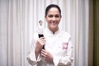 Rosanna Marziale diventa una Barbie: la chef stellata nuovo modello per le bambine