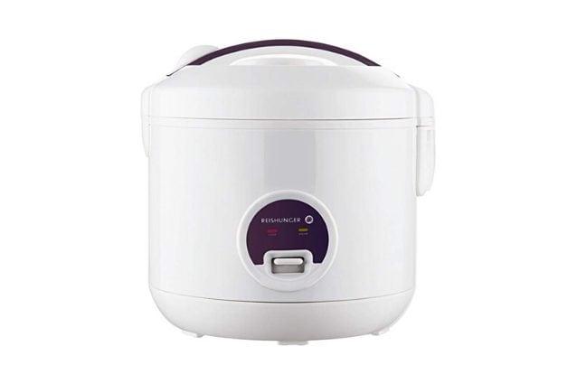 1.8 L FORNELLO ELETTRICO DI RISO PENTOLA più caldi antiaderente cucinare il riso automatica 10 TAZZE PRO