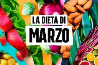 Frutta e verdura di marzo: i cibi detox che aiutano a dimagrire e a sgonfiarsi