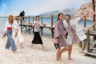 Chanel, le spettacolari sfilate dell'epoca Karl Lagerfeld