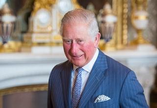 Il principe Carlo in costume alle Barbados: a 70 anni ha ancora un corpo tonico