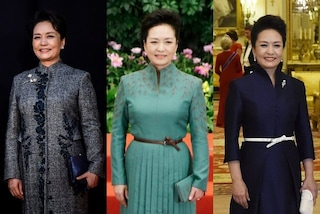 Peng Liyuan, la First Lady cinese è icona di stile ed eleganza