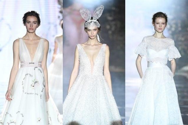 La primavera si avvicina e con lei anche la stagione dedicata ai matrimoni.  Sono moltissime le future spose alle prese con la scelta dell abito bianco  per ... 94e01355329