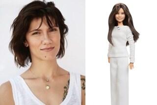 Elisa diventa una Barbie: la cantante è fonte d'ispirazione per le nuove generazioni