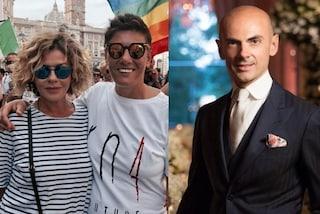 """Enzo Miccio organizza il matrimonio di Eva Grimaldi e Imma Battaglia: """"Sarà un inno all'amore"""""""