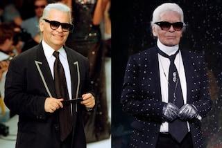 La dieta di Karl Lagerfeld: ecco come aveva fatto a perdere 40 kg in 13 mesi