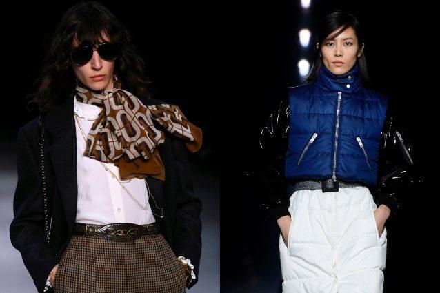 uk availability 8a898 93eb4 Settimana della Moda di Parigi: Celine ritorna agli anni '70 ...